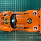 07 - BRM Porsche GT Jaegermeister No_17 (Orange Kit)