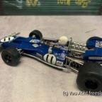 002 - Tyrell F1 #11