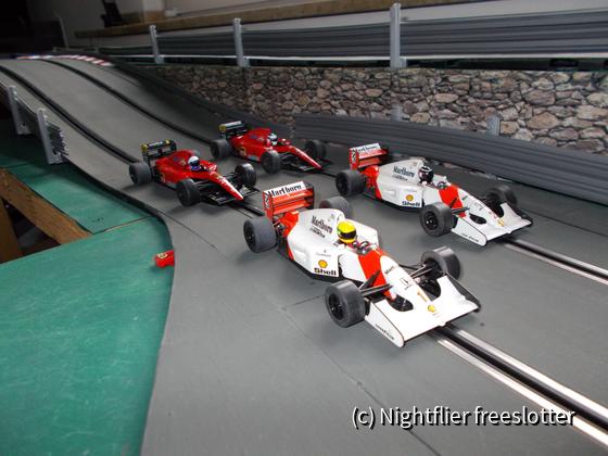 F1 mit Tabak
