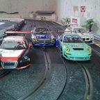JHC Scaleauto und Carrera Team