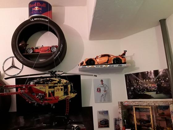 Lego Porsche...