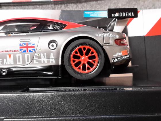 C 124 Aston Martin DBR9 No.59 Team Modena