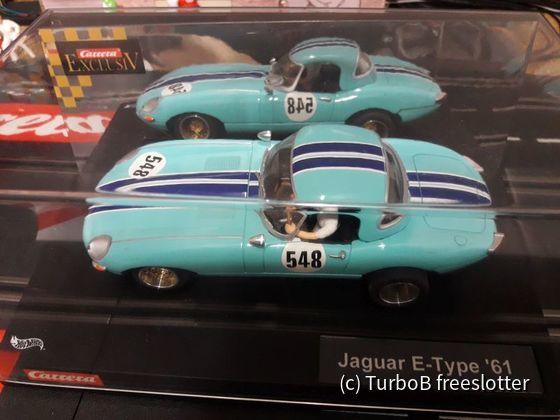 Jaguar in neuer Box