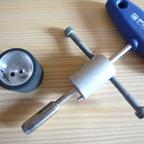 Heavy`s Werkzeug zur Radbefestigung