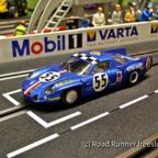 LeMans'68, Top Slot Alpine Renault A210