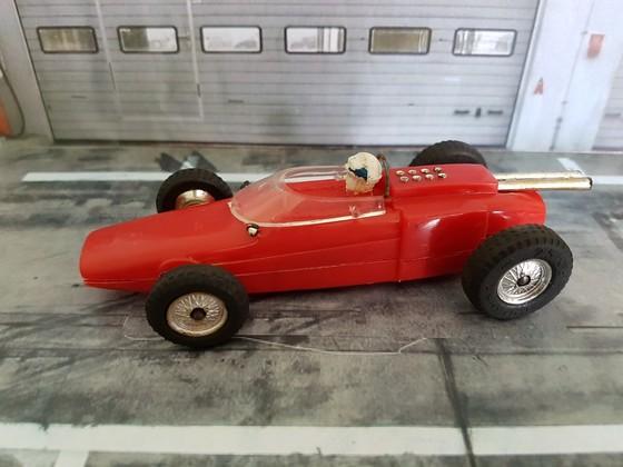 Policar Lotus 44 Ford