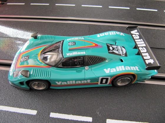 Fly Porsche 911 GT1 Evo-98 Vaillant #0