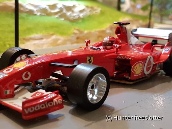 ASRC Mini-Z Ferrari F2003-GA (1)