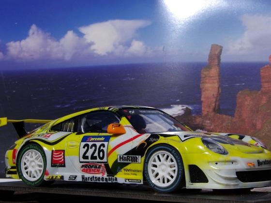 Scaleauto Porsche 997 RSR GT3