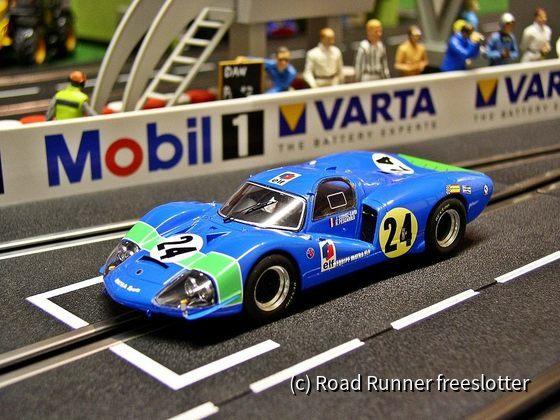 LMM Matra MS 630, Le Mans 1968