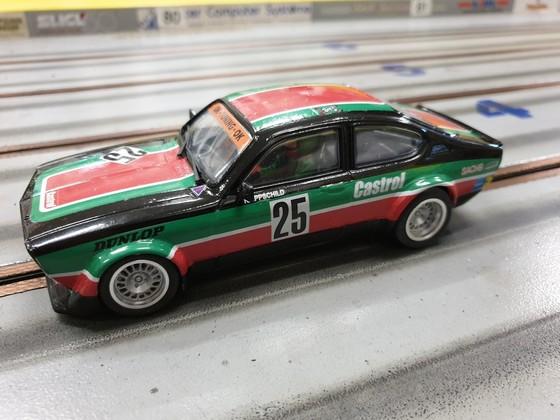 Opel Kadett GTE Knippschild