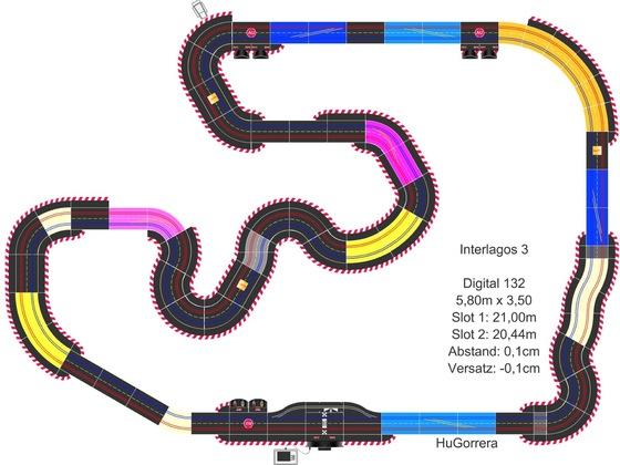 Dritte Interlagos Variation
