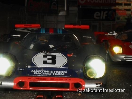 Carrera 1:24 Porsche 917 in getunter/abgespeckter Version