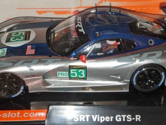 Scaleauto SRT Viper GTS-R #53 1/32