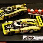LeMans'78, Le Mans Miniatures Renault-Alpine A442B