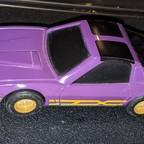 Scalextric Pontiac Firebird lila