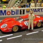 LeMans'69, MMK Ferrari 312P, Pedro Rodriguez