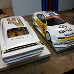 68'er Charger Stockcar - 94'er Calibra DTM