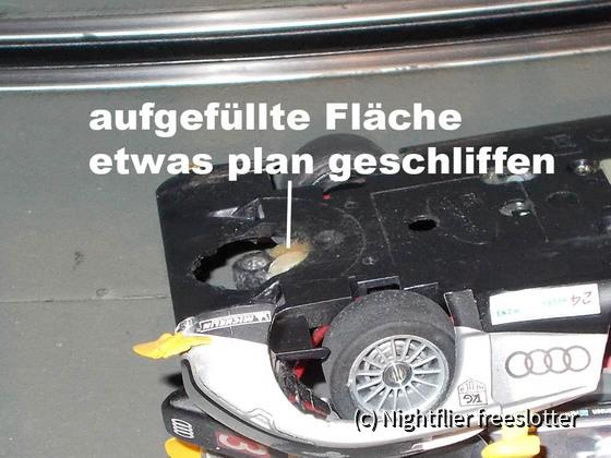 Slot.it LMP und Frankenslot Leitkiel 04