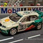 Scalextric, Skoda Fabia WRC