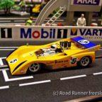 CanAm '70, Slot.it McLaren M8D, Riverside, Denny Hulme