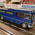 Peter Pre, Commer TS3 Renntransporter, Ecurie Ecosse 1960