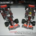 Scalextric Mc Laren Mercedes Formel 1 Set
