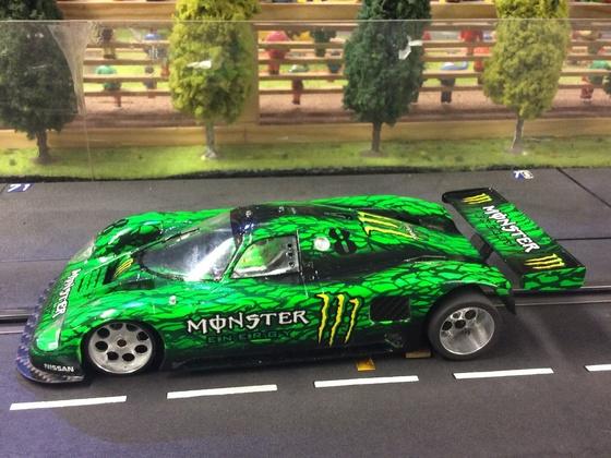 """""""Monster"""" Nissan"""