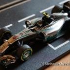 Carrera 30732 - Mercedes Benz F1 W05 Hyprid Nico Rosberg No. 6