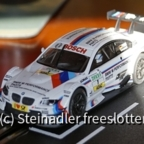 Carrera 30661 - BMW M3 DTM Martin Tomczyk, No. 1
