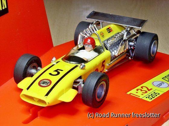 Fleischmann Auto Rallye, Cooper-Maserati T86B