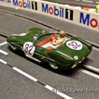 LeMans'56, Hunaudieres Resin Models, Lotus Mk XI, Le Mans 1956