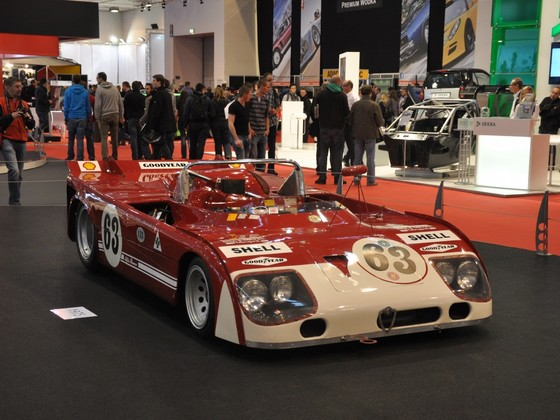 Alfa Romeo #63