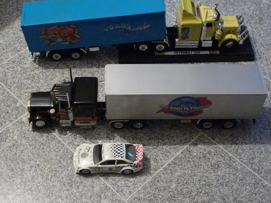 1:24 Trucks u. BMW