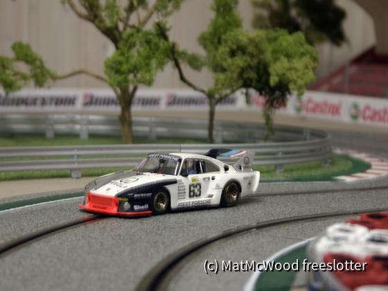 Scaleauto Porsche 935 Vegla