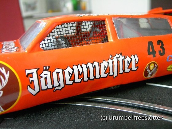 Dragster Funnycar Unikat