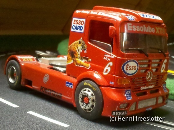 Esso Truck Fly