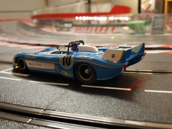 Matra-Simca #10 Bilder vom Umbau