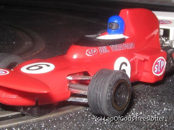 Scalextric C26 March 721, F1 Saison 1972