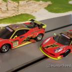 ASRC Dual-Scale Ferrari 458 Clearwater No33A