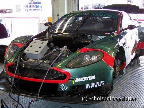 Oschersleben 07 Aston Box