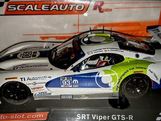 Scaleauto SRT Viper GTS-R #93 1/32