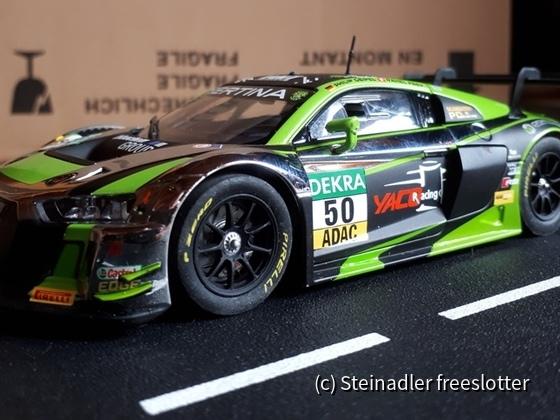 Audi R8 LMS Yaco Racing, No. 50