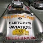 Porsche 550 Spyder - Panamericana