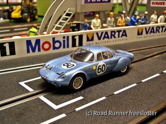 Proto Slot - Ghost Models, Rene Bonnet RB5 Aerodjet, Le Mans 1964