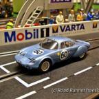 1964, Proto Slot - Ghost Models, Rene Bonnet RB5 Aerodjet, Le Mans 1964