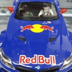 NSR BMW Z4 Testcar - Red Bull