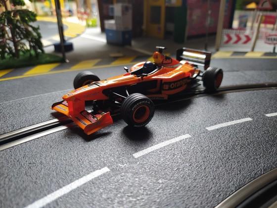 SCX, Arrows F1