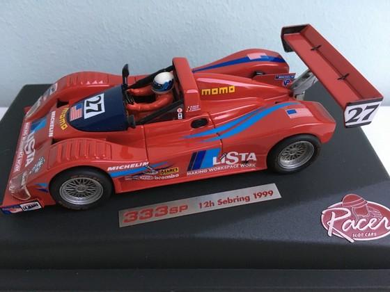 Racer RCR02 Ferrari 333SP Lista