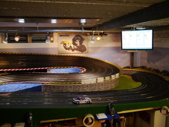 goin Banana Raceway